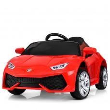 Детский электромобиль Bambi M 3826 EBLR-3 Lamborghini, красный