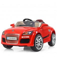 Детский электромобиль Bambi M 3891 EBLR-3 Audi, красный
