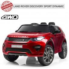 Детский электромобиль Джип Bambi M 3908 EBLRS-3 Land Rover, красный