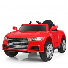 Детский электромобиль Bambi M 3967 EBRL-3 Audi, красный