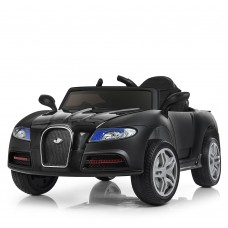 Детский электромобиль Bambi M 3968 EBLRM-2 Bugatti Veyron, черный