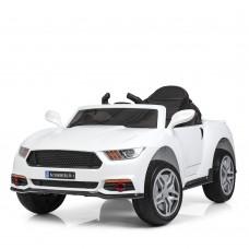 Детский электромобиль Bambi M 3969 EBLR-1 Ford, белый