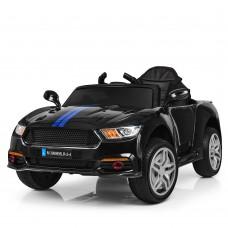 Детский электромобиль Bambi M 3969 EBLR-2-4 Ford, черный