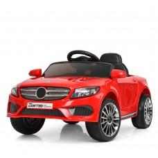 Детский электромобиль Bambi M 3981 EBLR-3 Mercedes S63 AMG, красный