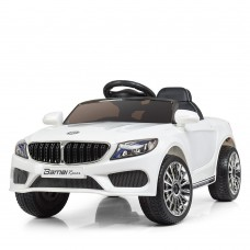 Детский электромобиль Bambi M 3987 EBLR-1 BMW M5, белый