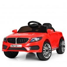 Детский электромобиль Bambi M 3987 EBLR-3 BMW M5, красный