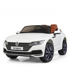 Детский электромобиль Bambi M 3993 EBLR-1 Volkswagen, белый
