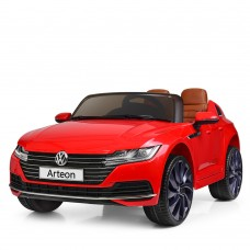 Детский электромобиль Bambi M 3993 EBLR-3 Volkswagen, красный
