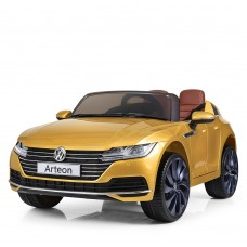 Детский электромобиль Bambi M 3993 EBLRS-6 Volkswagen, желтый