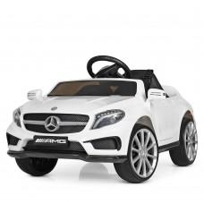 Детский электромобиль Bambi M 3995 EBLR-1 Mercedes Benz, белый