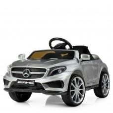 Детский электромобиль Bambi M 3995 EBLRS-11 Mercedes, серый