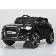 Детский электромобиль Джип Bambi M 3998 EBLR-2 Audi, черный