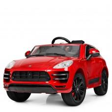 Детский электромобиль Bambi M 4009 EBLRS-3 Porsche, красный