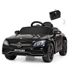 Детский электромобиль Bambi M 4010 EBLR-2 Mercedes, черный