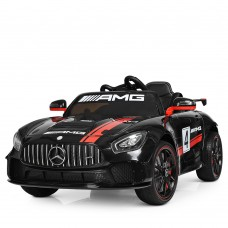 Детский электромобиль Bambi M 4050 EBLR-2 Mercedes Benz, черный