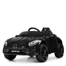 Детский электромобиль Bambi M 4062 EBLR-2 Mercedes AMG GT, черный