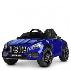 Детский электромобиль Bambi M 4062 EBLRS-4 Mercedes AMG GT, синий