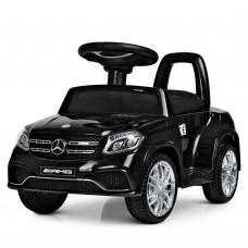 Детский электромобиль каталка толокар Bambi M 4065 EBLR-2 (2) Mercedes, черный