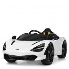 Детский электромобиль Bambi M 4085 EBLR-1 McLaren, белый