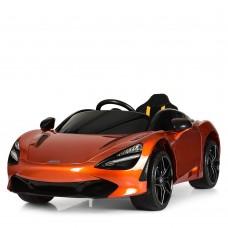 Детский электромобиль Bambi M 4085 EBLRS-7 McLaren, оранжевый