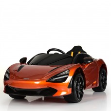 Детский электромобиль Bambi M 4085 (MP4) EBLRS-7, оранжевый