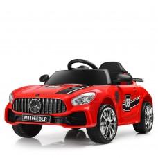 Детский электромобиль Bambi M 4105 EBLR-3 Mercedes AMG GT, красный