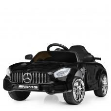 Детский электромобиль Bambi M 4105 EBLRS-2 Mercedes AMG GT, черный
