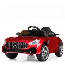 Детский электромобиль Bambi M 4105 EBLRS-3 Mercedes AMG GT, красный
