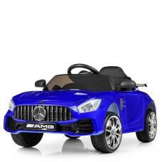 Детский электромобиль Bambi M 4105 EBLRS-4 Mercedes AMG GT, синий