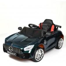 Детский электромобиль Bambi M 4105 EBLRS-5 Mercedes,  хамелеон зеленый