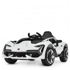 Детский электромобиль Bambi M 4115 EBLR-1 Lamborghini, белый