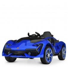 Детский электромобиль Bambi M 4115 EBLR-4 Lamborghini, синий