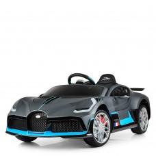 Детский электромобиль Bambi M 4139 EBLRS-11 Bugatti Divo, серый