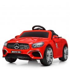 Детский электромобиль Bambi M 4147 EBLR-3 Mercedes, красный