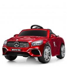 Детский электромобиль Bambi M 4147 EBLRS-3 Mercedes, красный