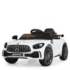 Детский электромобиль Bambi M 4181 EBLR-1 Mercedes AMG GT, белый