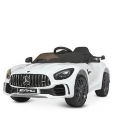Детский электромобиль Bambi M 4182 EBLR-1 Mercedes, белый
