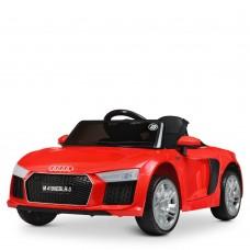 Детский электромобиль Bambi M 4190 EBLR-3 Audi R8 Spyder, красный