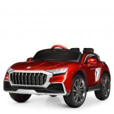 Детский электромобиль Bambi M 4196 EBLRS-3 Audi Q8, красный