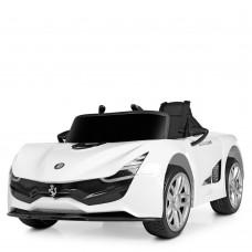 Детский электромобиль Bambi M 4203 EBLR-1 Ferrari, белый
