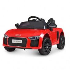 Детский электромобиль Bambi M 4281 EBLR-3 Audi R8 Spyder, красный