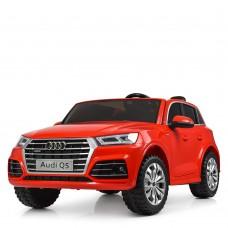 Детский электромобиль Bambi M 5394 EBLR-3 Audi, двухместный, красный