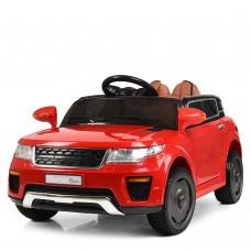 Детский электромобиль Джип Bambi M 5396 EBLR-3 Land Rover, красный