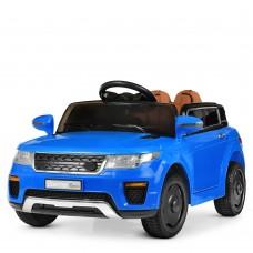 Детский электромобиль Джип Bambi M 5396 EBLR-4 Land Rover, синий