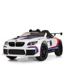 Детский электромобиль Bambi M 5405 EBLR-1 BMW, белый