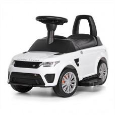 Детский электромобиль каталка толокар Bambi Z 642-1, белый