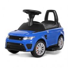 Детский электромобиль каталка толокар Bambi Z 642-4, синий