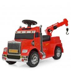 Детский электромобиль Грузовик Bambi ZPV118 BR-3, красный