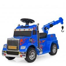 Детский электромобиль Грузовик Bambi ZPV118 BR-4, синий