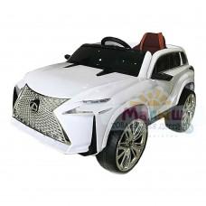 Детский электромобиль Джип Bambi M 3584 EBLR-1 Lexus RX 350, белый